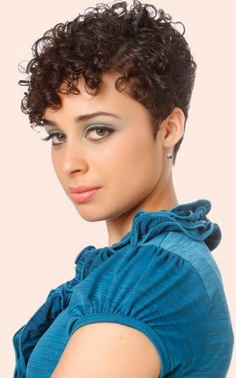 The Best Short Naturally Curly Hairstyles 2015 Pictures