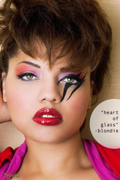 The Best 80S Hairstyles And Makeup Pictures