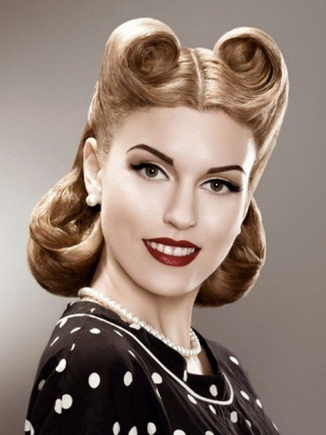 The Best Hairstyles 50S 60S Pictures