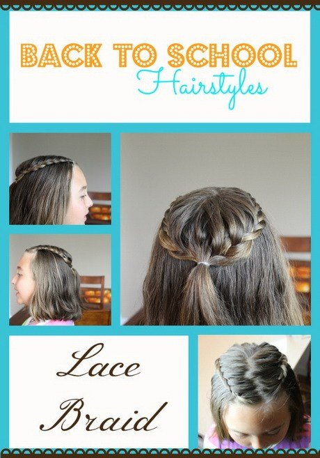The Best Hairstyles Back To School Pictures