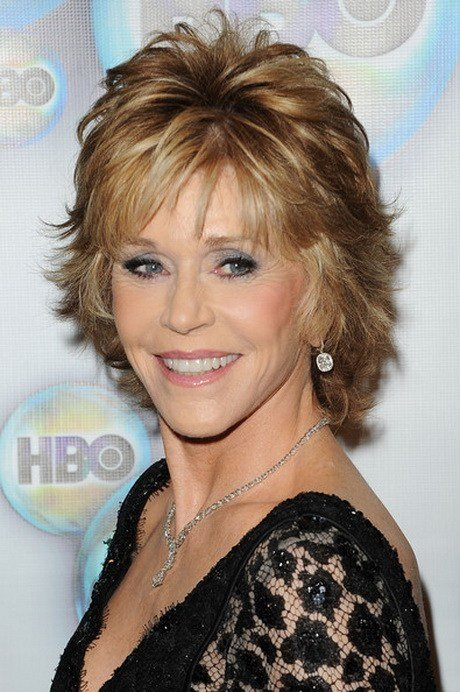 The Best Hairstyles Jane Fonda Pictures