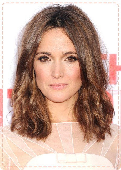 The Best Hairstyles Just Above The Shoulder Pictures