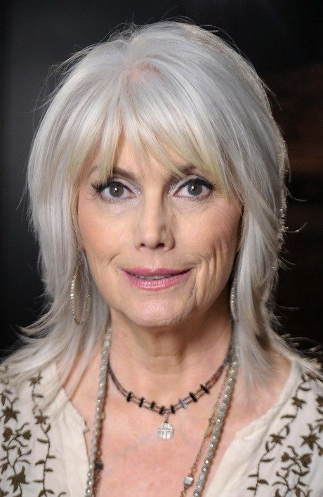 The Best Hairstyles With Bangs For Women Over 50 Pictures