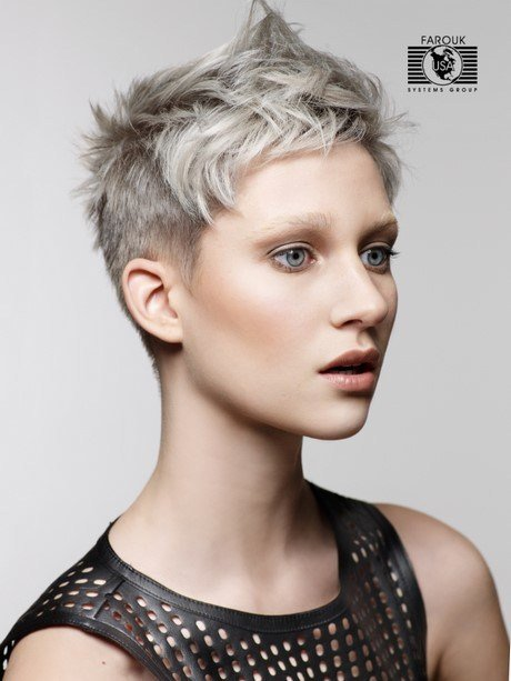 The Best Trendy Short Haircuts For 2017 Pictures