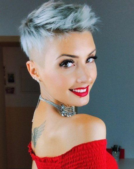The Best Short Pixie Haircuts 2019 Pictures