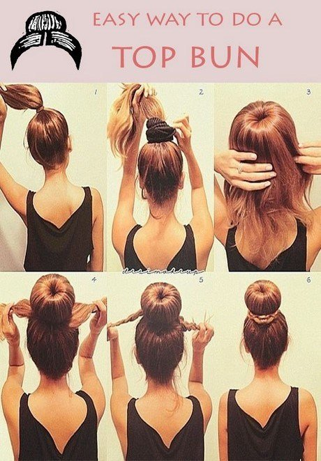 The Best Easy Way To Do Hairstyles Pictures