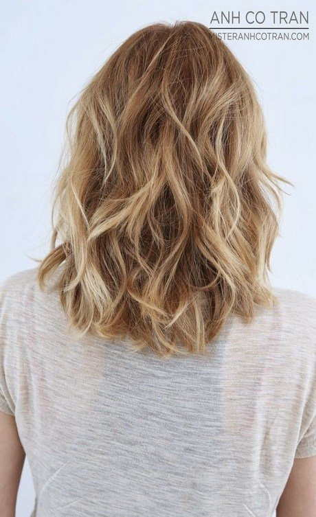 The Best Medium Length Hair Back View Pictures