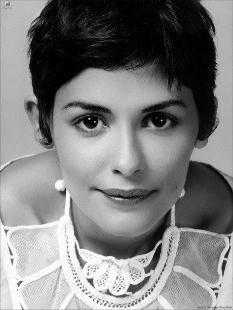The Best Audrey Tautou Hair Pictures