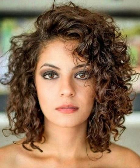 The Best Curly Medium Length Hairstyles 2018 Pictures