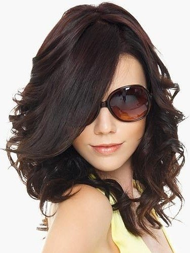 The Best Layered Mid Length Hairstyles Pictures
