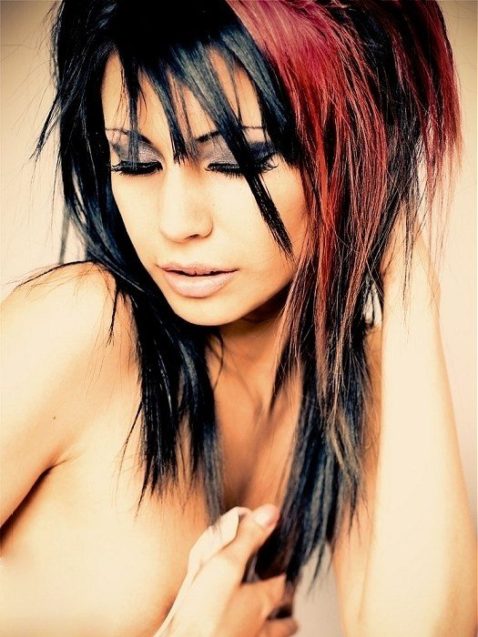 The Best Multi Tonal Hair Color Ideas For 2012 Pictures