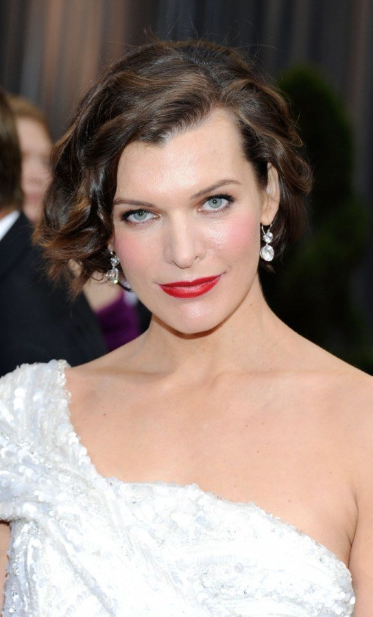 The Best Best Celebrity Hairstyles From The 2012 Oscars Photos Pictures
