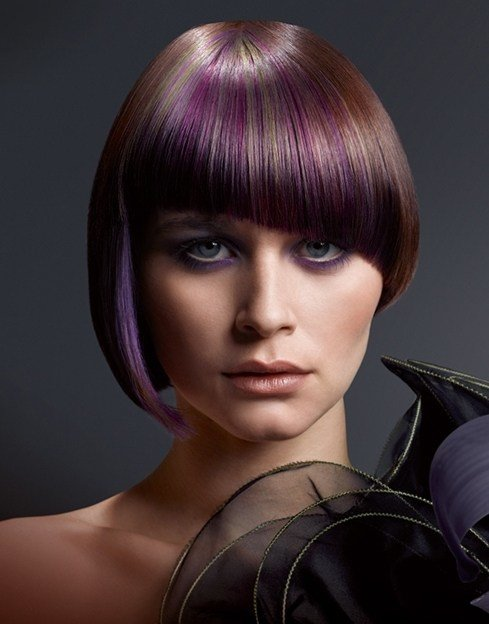 The Best Creative Hair Color Trends 2012 Pictures