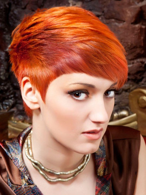 The Best Stand Out Short Haircut Ideas 2012 Pictures