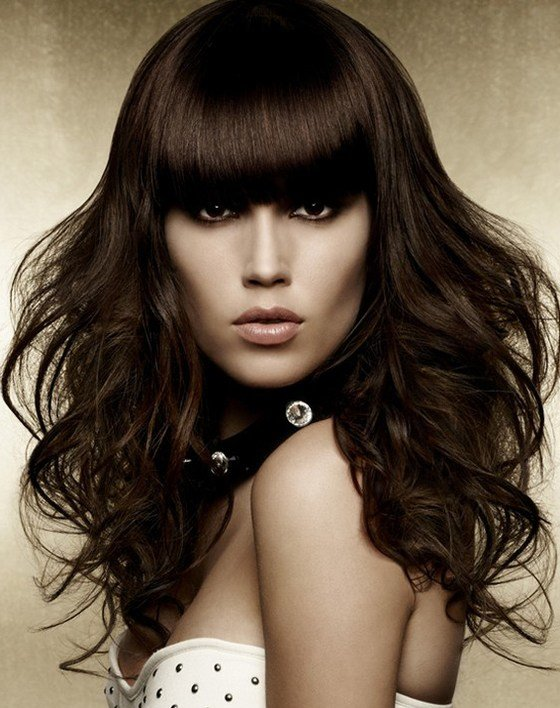 The Best Pictures Good Hair Colors For Tan Skin Dark Hair Color Pictures