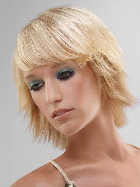 The Best Pictures Best Hairstyles For Fine Thin Hair With Bangs Pictures