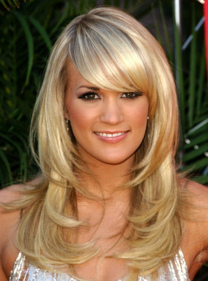 The Best Long Thick Haircuts With Layers Pictures