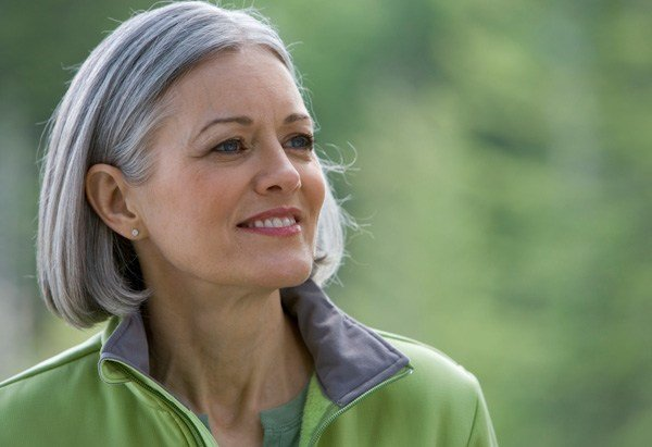 The Best How To Embrace Gray Hair Stop Dyeing Your Hair Pictures