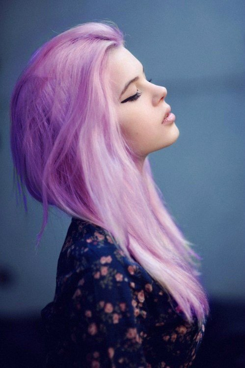 The Best Purple Hair Strayhair Pictures