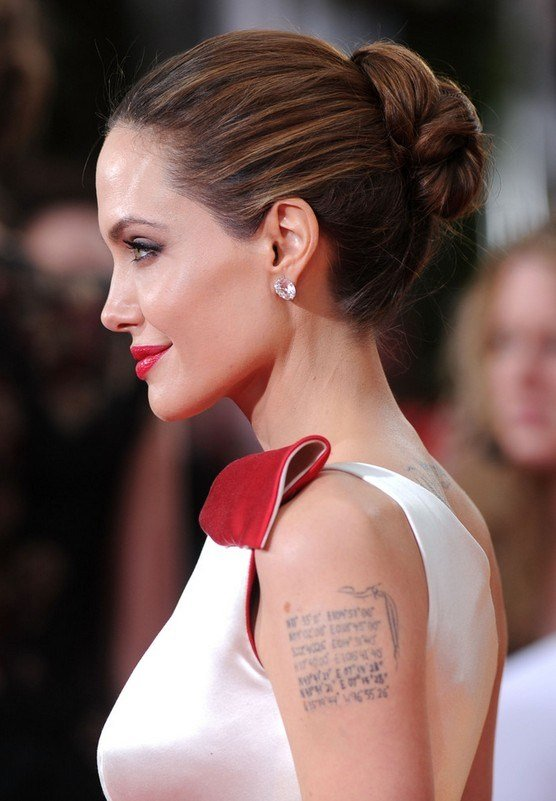 The Best Angelina Jolie Hairstyles Celebrity Latest Hairstyles 2016 Pictures