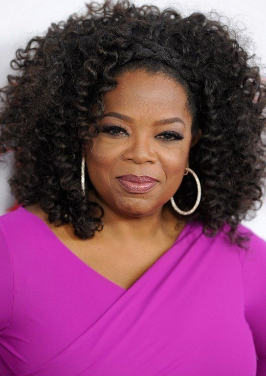 The Best Styles Oprah Winfrey Hair Styles 5 Trendy Hairstyles Pictures