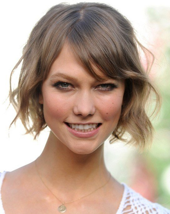 The Best Karlie Kloss Haircut Haircuts Models Ideas Pictures