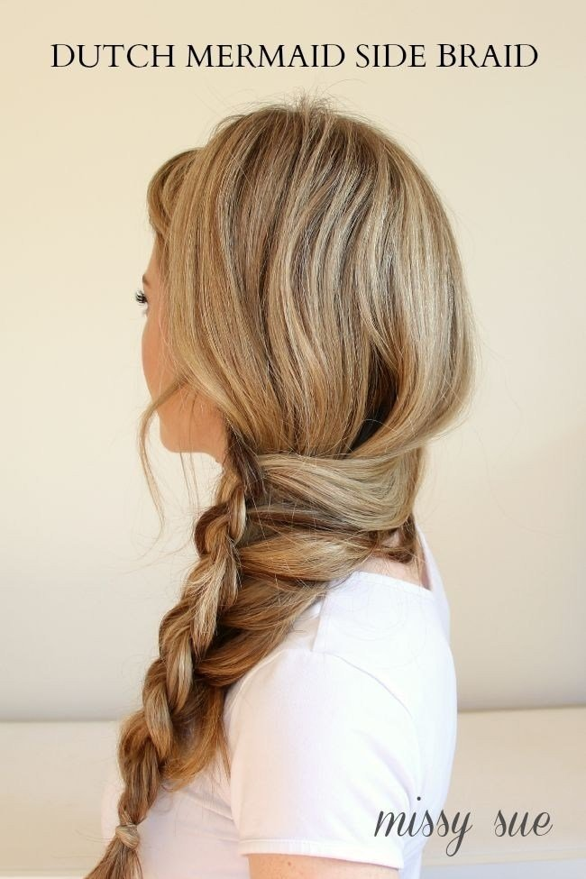 The Best 16 Side Braid Hairstyles Pretty Long Hair Ideas Styles Pictures
