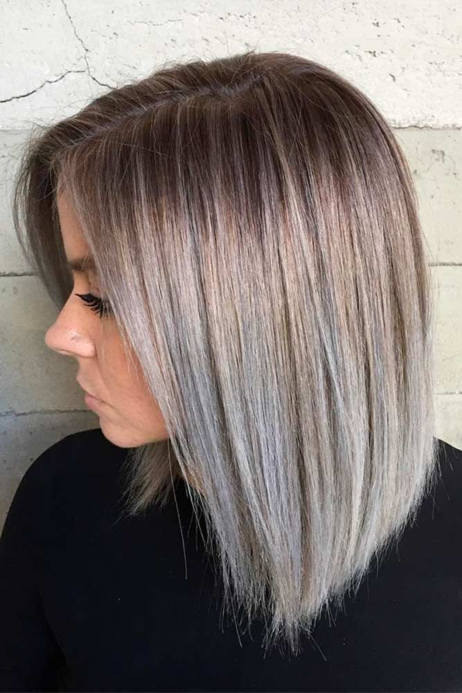 The Best 21 Inspiring Medium Bob Hairstyles 2019 – Mob Haircuts Styles Weekly Pictures