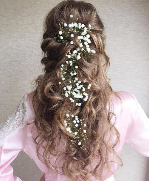 The Best 30 Beautiful Wedding Hairstyles – Romantic Bridal Pictures