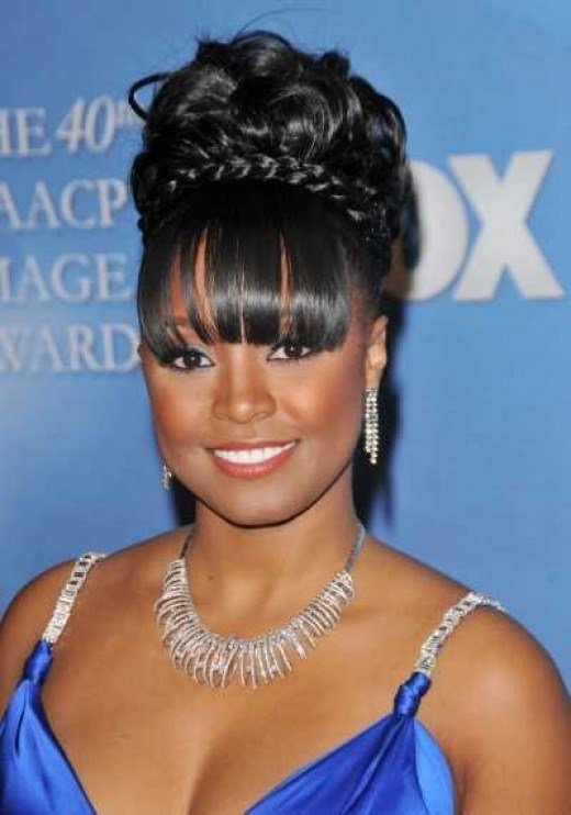 The Best Black Wedding Hairstyles Updo Pictures