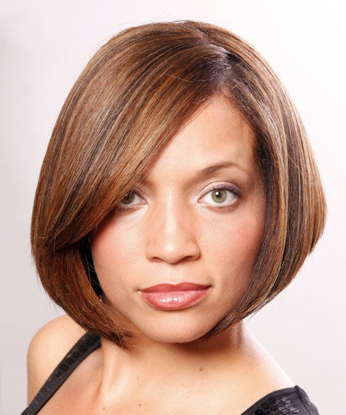 The Best Hair Style The Salon Medium Hairstyles 2010 Pictures