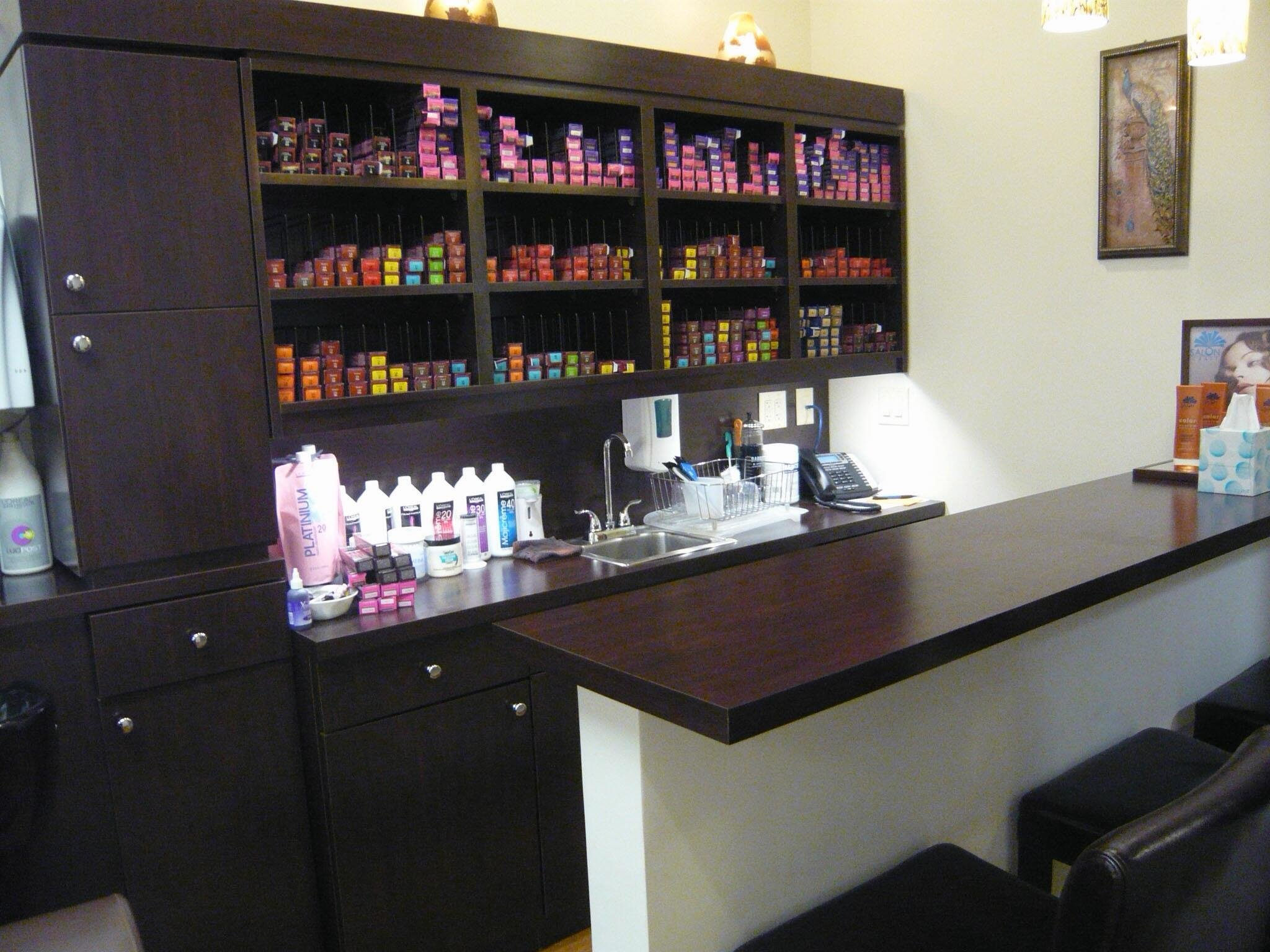 The Best Lutherville Timonium Salon Craft Hair Salon Implements Pictures