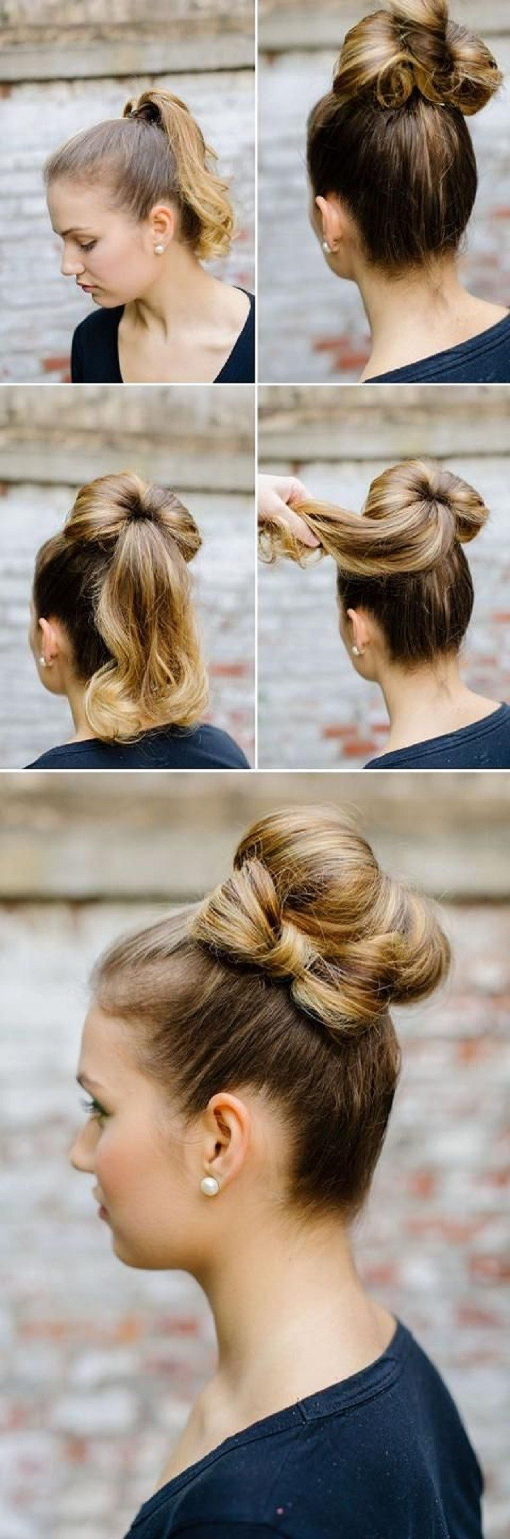 The Best Top 10 Long Hair Tutorials For Night Out Top Inspired Pictures