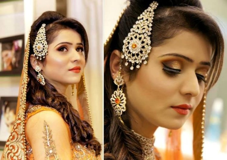 The Best Pakistani Wedding Hairstyles For Short Hair Top Pakistan Pictures