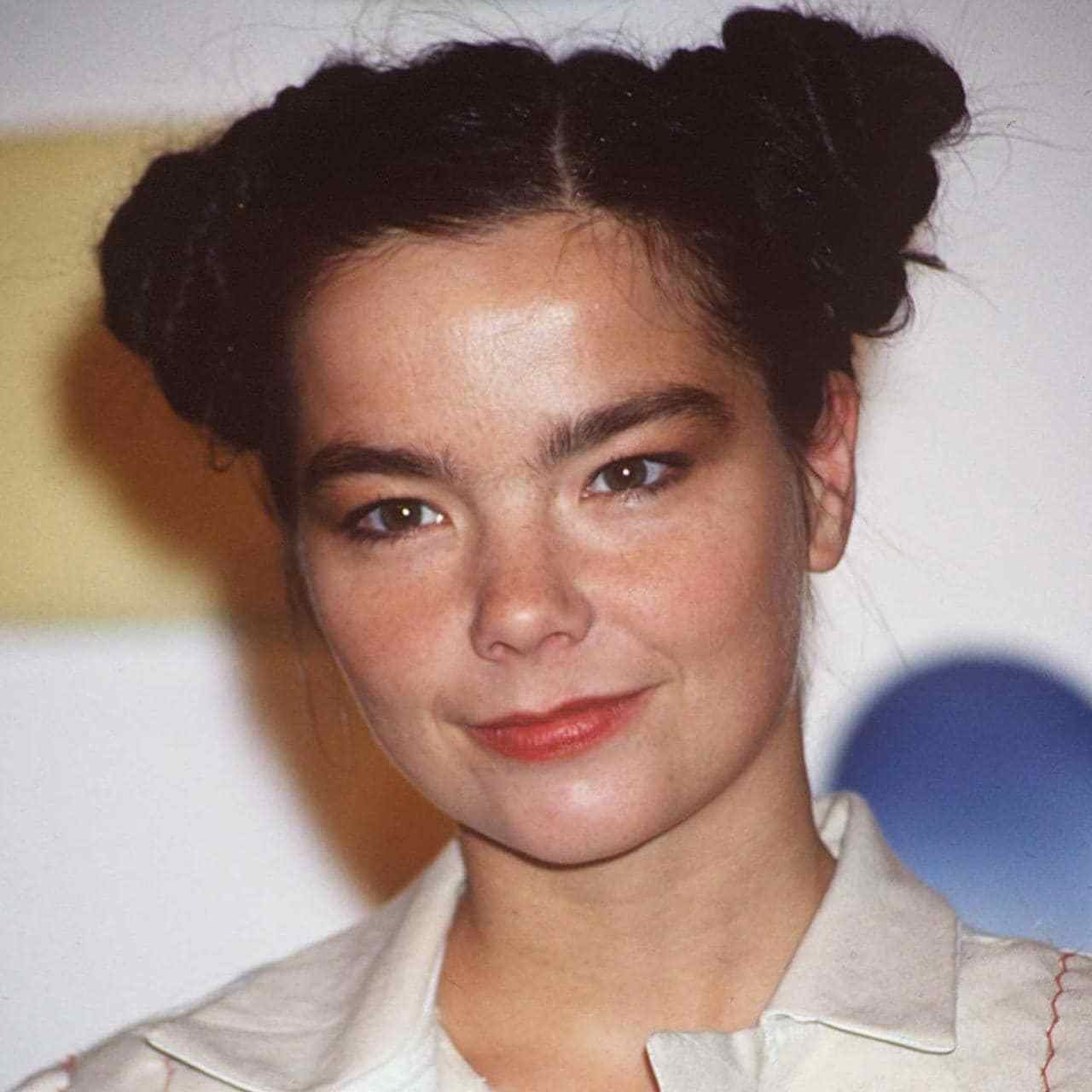 The Best Beauty Flashback Bjork S Double Buns Pictures