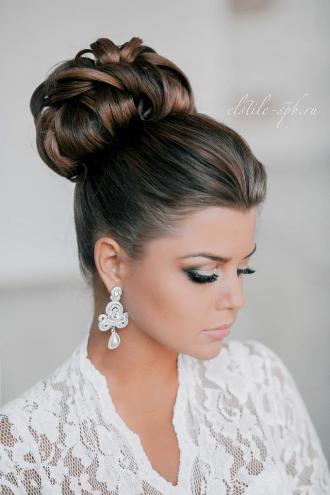 The Best Wedding Hairstyles Tulle Chantilly Wedding Blog Pictures