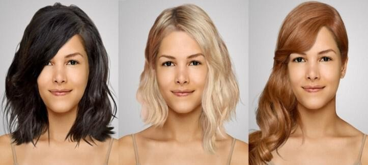 The Best See Yourself With Different Hairstyles The Woman Online Pictures
