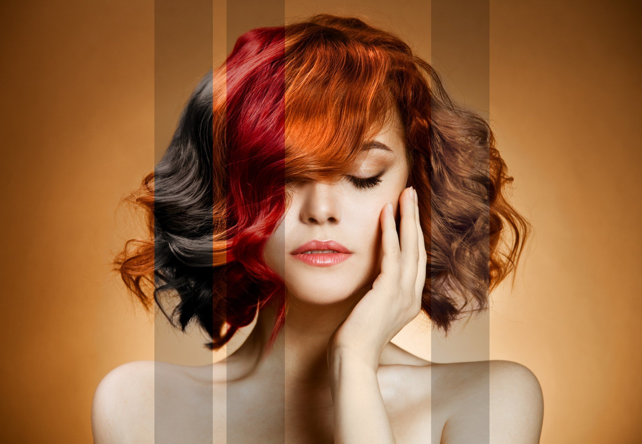 The Best Advanced Colouring Highlights With Matrix Hair Colour Pictures