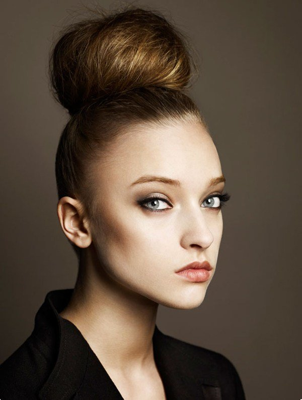 The Best Summer Wedding Hair Inspiration Top Knot High Bun Pictures