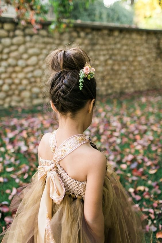 The Best 22 Adorable Flower Girl Hairstyles To Get Inspired Pictures