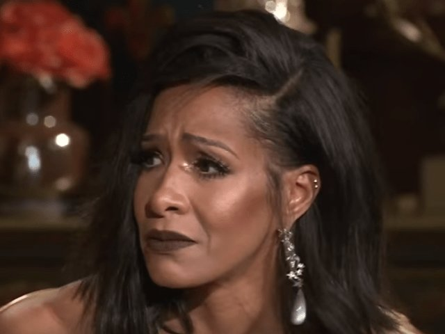 The Best Sheree Whitfield Breaks Down Over Bob's Abuse In 'Rhoa Pictures