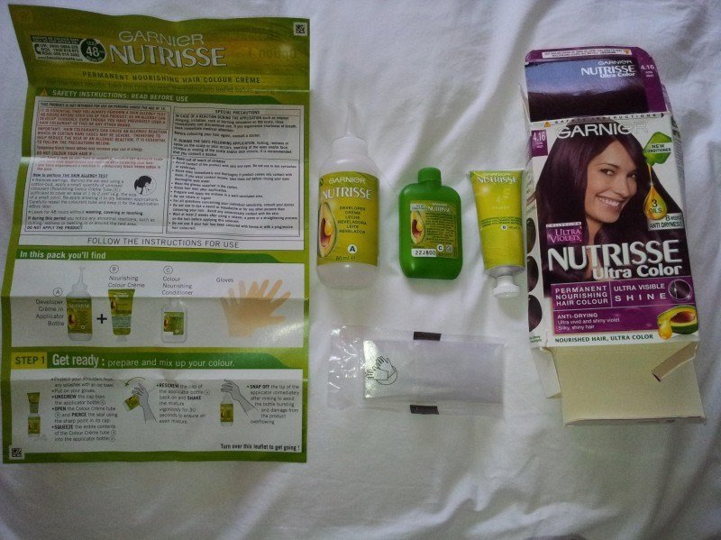 The Best Garnier Garnier Nutrisse Ultra Permanent Hair Colour Pictures