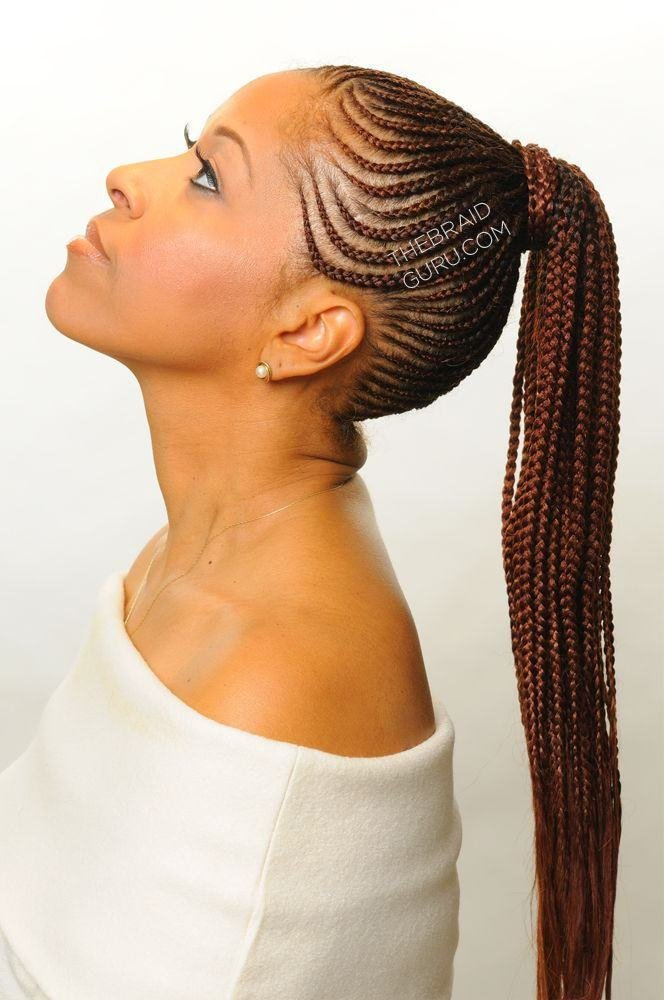 The Best 16 Feed In Cornrow And Cornrow Braid Styles We Are Loving Pictures
