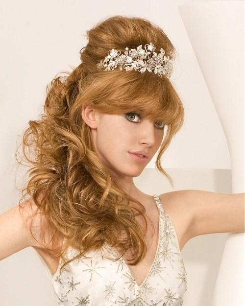 The Best 35 Beautiful Wedding Hairstyles For Long Hair Creativefan Pictures