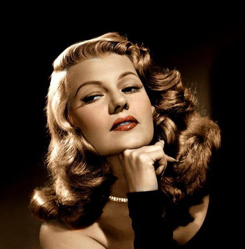 The Best 30 Marvelous Old Hollywood Hairstyles Creativefan Pictures