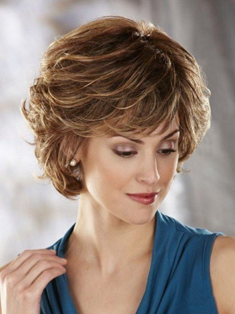 The Best Timeless Short Hairstyles For Older Women Over 50 Pictures