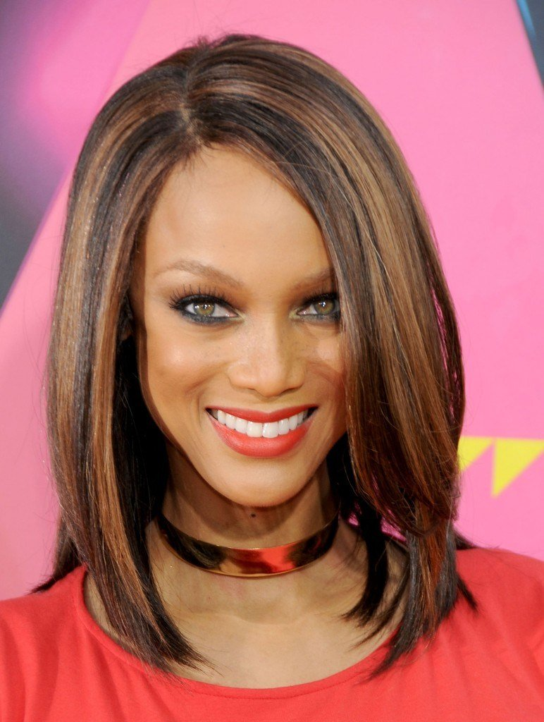 The Best Medium Hairstyles For Thick Hair And Haircare Tips Circletrest Pictures