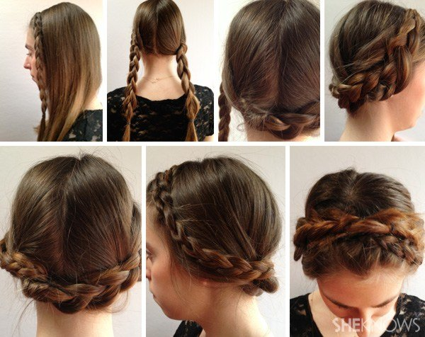 The Best 15 Super Easy Hairstyle Tutorials To Make On Your Own Pictures