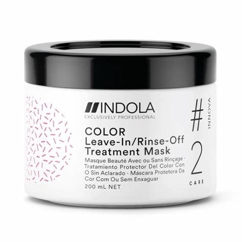 The Best Indola Color Leave In Treatment Cream 300Ml 2206367 £5 Pictures