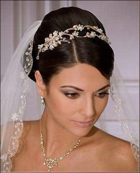 The Best 48 Gorgeous Wedding Hairstyles With Tiara Hollywood Pictures
